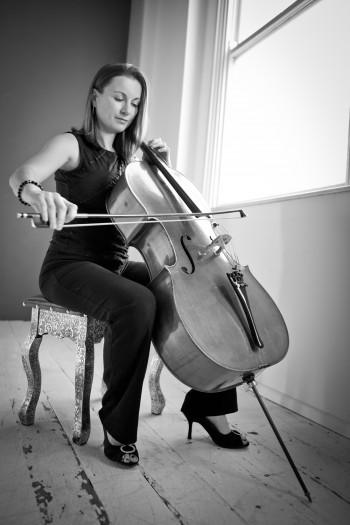 Sarah Huson-Whyte - 'cello